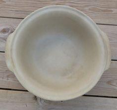 "Pampered Chef 12"" Round Family Heritage K Stoneware Baking Bowl Casserole Dish  #PamperedChef"