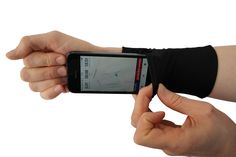Phone Stretch; Smartphone Armband; Armtasche für Handy; Smartphonetasche für Joggen, Laufen, Fitness, Sport; Sportarmband; Unterarmtasche; Handytasche; Lauftasche: Amazon.de: Sport & Freizeit