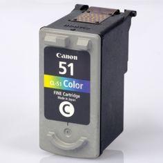 Tintenpatrone Ankauf Canon CL-51