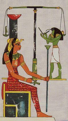 Sphinx Tarot - Justice