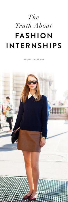 Have Fashion Internships Gotten Better or Just More Hush-Hush?