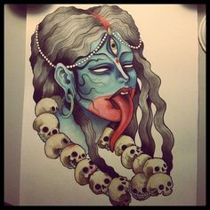 kali goddess tumblr - Pesquisa Google