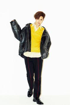 片寄涼太 I Am Awesome, Two By Two, Bomber Jacket, Boys, Jackets, Music, Fashion, Baby Boys, Down Jackets