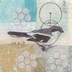 The Paper Studio & Letterpress Central: Collage A Day - Artist Randel Plowman