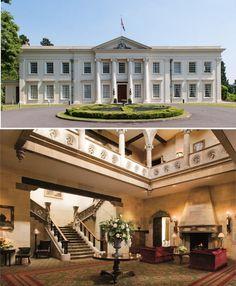 Five Grand Wedding Venues: Northcote House - Sunningdale Park