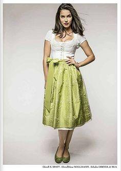 dirndl+bua Presse & Magazine - dirndl + bua |  [S♥] Dirndl Dress, Midi Skirt, Magazine, Skirts, Dresses, Fashion, Curve Dresses, Vestidos, Moda
