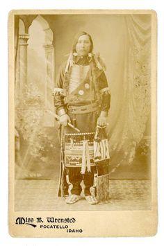 Ralph Willet Dixey - Bannock - 1897