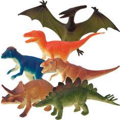 Large Realistic Dinosaurs