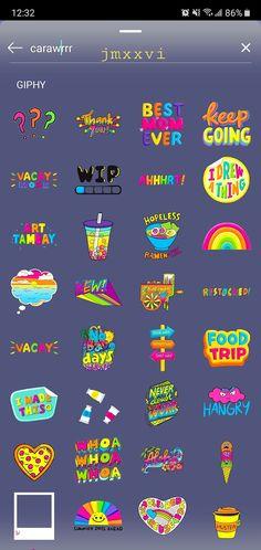 Instagram Emoji, Iphone Instagram, Instagram And Snapchat, Insta Instagram, Instagram Story Ideas, Instagram Quotes, Insta Sticker, Instagram Editing Apps, Instagram Frame Template