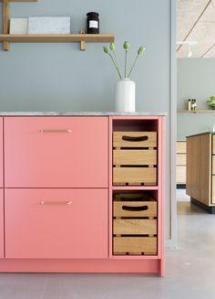 Interior Decorating, Interior Design, Ikea Hack, Color Inspiration, Architecture Design, Kitchen Design, Sweet Home, New Homes, House Design