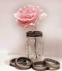Mason Jar flower grids