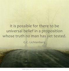 G.C. Lichtenberg.