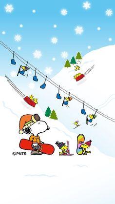 Peanuts Christmas, Charlie Brown Christmas, Charlie Brown And Snoopy, Christmas Fun, Snoopy Feliz, Snoopy Und Woodstock, Peanuts Cartoon, Peanuts Snoopy, Snoopy Cartoon