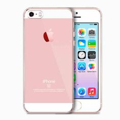 Ultra Thin Case For iPhone 5 5S SE Crystal Clear Silicon Back Cover Phone Bag
