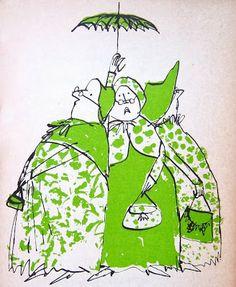L'Aeroplano di Biscotto: Pick a Riddle. Indovinelli illustrati da Quentin Blake
