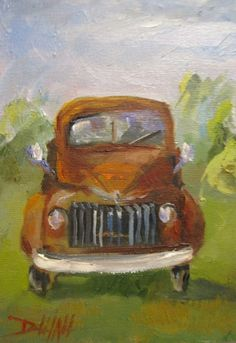 ☆ This Old Truck :→: Artist Delilah Smith ☆