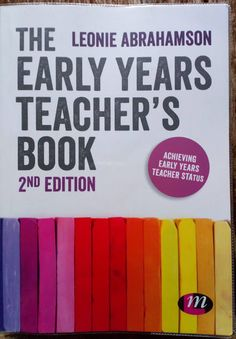 What I read in November and December 2019 Early Years Teacher, Naomi Klein, Barefoot Books, Sage Publications, Teacher Books, Penguin Books, New Beginnings, Early Childhood, December