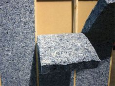 Insulate your home using insulation made from recycled denim. Now that's jean-ius!