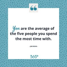 Who you spend your time with really influences who you become. Surround yourself with people who you aspire to be more like. 💑 ~ Don't feel as though some people are unattainable, get into their circles, listen to the podcasts, read their books, the more you immerse yourself the more you absorb. 📚 ~ Tag the five people you would like to spend the most time with. ❤️💛💚💙💜 ~ ➡️ www.threesixfiveplus.com ⬅️