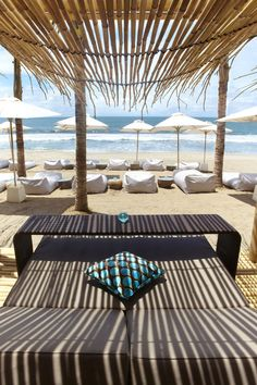 Daybed at Karmabeach