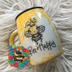 Crafty Projects, Projects To Try, Dancing Daisy, Dog Wear, Bee Happy, Custom Tumblers, Inevitable, A Boutique, Bleach