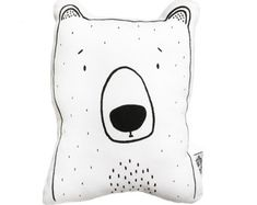 Pip the Porcupine Soft Toy Pillow by The Wild  Stuffed Toy