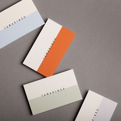 So nice, crisp, well crafted branding identity.