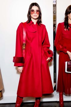 """Fendi-Didn't we see this coat at Goodwill! Some minor alterations and we are in """"vogue!"""""""