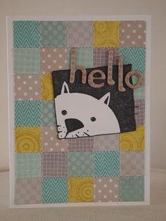 handmade by margaretha: Hello