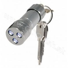 True Utility Compact MicroLite 3 LED Pocket and Key Ring Flashlight with 4 Long Life Button Batteries * You can get additional details at the image link. (This is an affiliate link) Flashlight Lyrics, True Utility, Keychain Tools, Must Have Gadgets, House Keys, Camping Lights, Gadget Gifts, Tech Gifts, Smartwatch