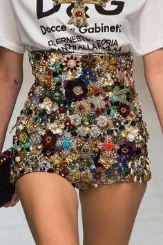 Défilé Dolce & Gabbana Printemps-été 2017 Prêt-à-porter -...