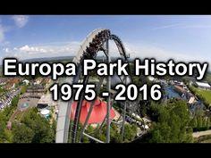 Europa Park History 1975 - 2016 - Europapark Rust https://youtu.be/MxAfEcsK2c4 #deutschland #urlaub #ttot #germany #travel