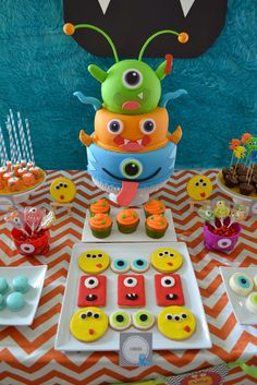 Partylicious: monster