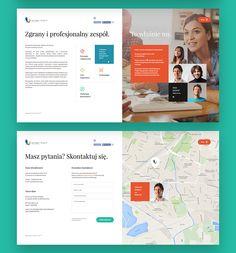 Vision Trust Website on Web Design Served