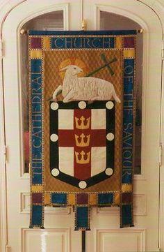 Sacred Vestments Altar Hangings Davis d'Ambly -|- Liturgical Artist -|-: