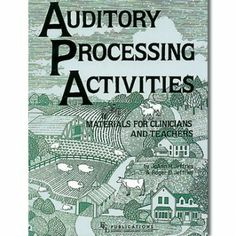 Auditory Processing Activities - Discount Books and Resources - Winslow® - The best resources in one place®