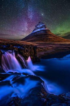 Starry Night by Grzegorz Piechowicz on 500px