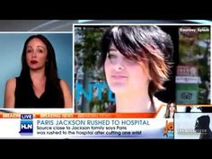 Paris Jackson Warns the World about the Illuminati - I had to stop watching several times because this is just so ... I don't even know the word for it!