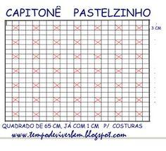 TEMPODEVIVERBEM: Capitone PASTELZINHO