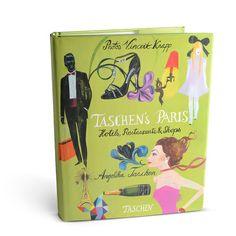 Taschen's Paris / For all Paris-goers