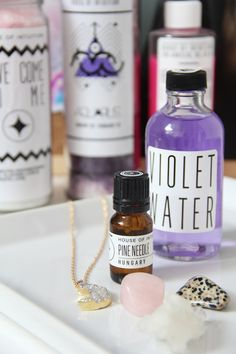 Witchcraft For Self-Care on Witch Cake Witch Cake, Pine Needles, Vodka Bottle, Perfume Bottles, Drinks, Witchcraft, Drinking, Beverages, Witch Craft