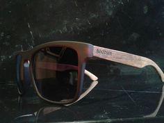 ROODSER wooden sunglasses / lentes de madera
