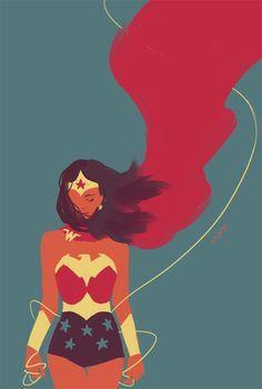 Wonder Woman. … More