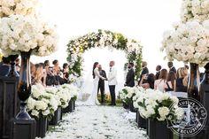 Nicole Williams and Larry English's Laguna Beach Wedding Album Wedding Altars, Wedding Ceremony, Our Wedding, Dream Wedding, Wedding Ideas, Wedding Inspiration, Wedding Venues, Wedding Planning, Wedding Shit