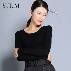 Find More Pullovers Information about Women Sweaters and Pullovers Long Sleeved Tee Head Stand Set Slim Slim Knit Sweater Wool Shirt Gilet Femme Manche Longue,High Quality sweater vest t shirt,China sweater knitting patterns women Suppliers, Cheap shirt belt from LOVEE YOU BABY Store on Aliexpress.com