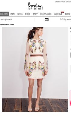 I WANT THIS DRESS SO BADLY BUT THEY'RE SOLD OUT