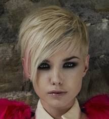 short edgy hairstyles - Google Search