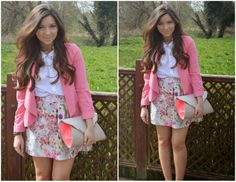Spring Christening Outfit - Dizzybrunette3