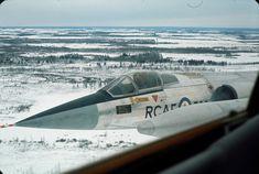 Photos couleur RCAF années 60 : T-6 Harvard, CF-104, Silver Star...