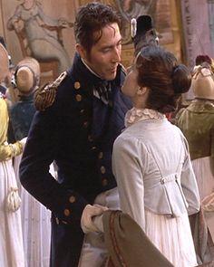 Possibly my favorite Jane Austen film. Definately my favorite Jane Austen book. Persuasion.